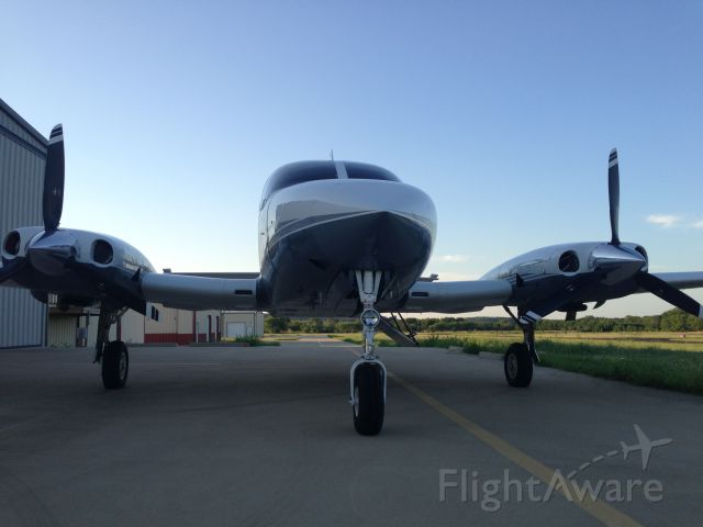 Cessna Chancellor (N414TS)