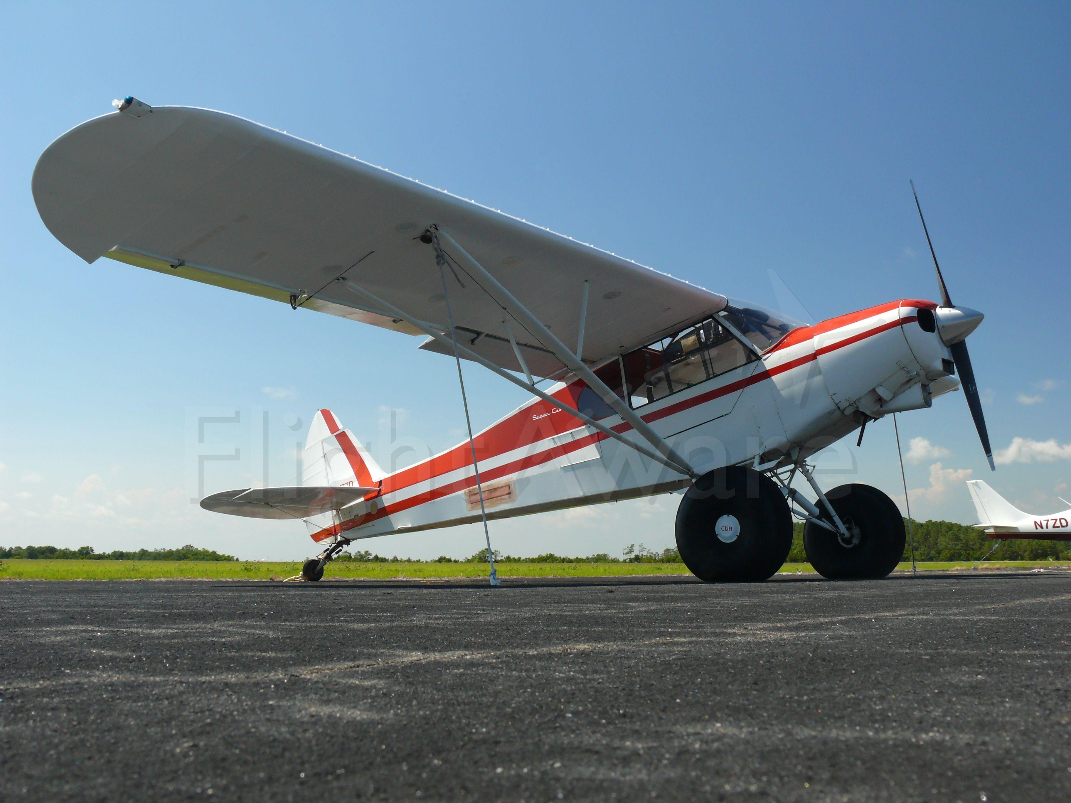 Piper L-21 Super Cub (N7177D)