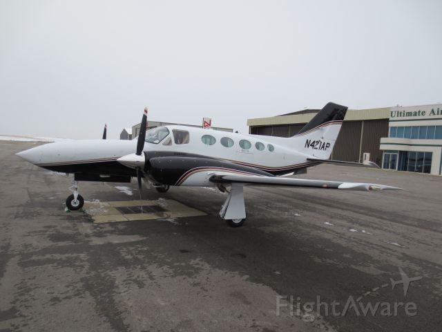 Cessna 421 (N421AP)
