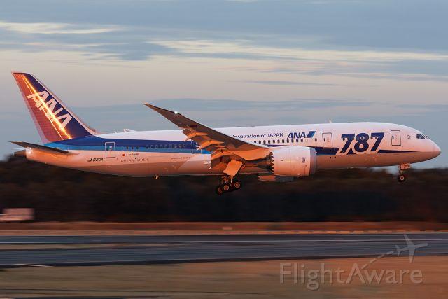 Boeing 787-8 (JA820A)