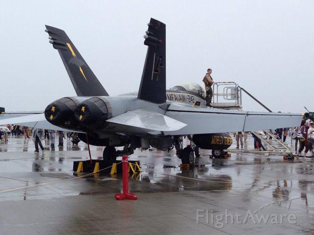 McDonnell Douglas FA-18 Hornet (16-5685)