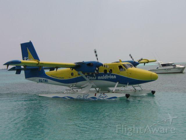 De Havilland Canada Twin Otter (8Q-TMI) - trans maledivian