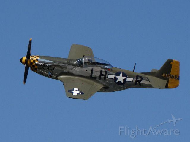 North American P-51 Mustang (N251PW)