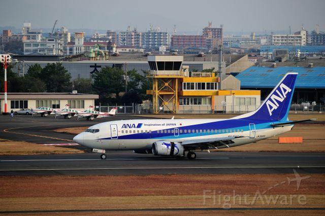 Boeing 737-500 (JA302K)