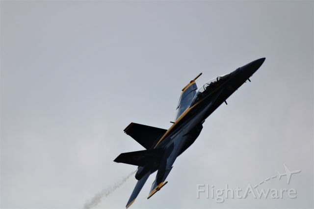 — — - Blue Angels Performancebr /Kansas City Airshow, July 3, 2021br /Bright and hazy conditions.