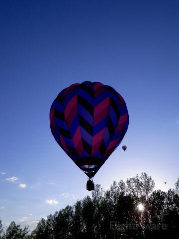 Unknown/Generic Balloon (C-GSOK) - CGSOK UltraMagic Z-90 Hot Air Balloon.