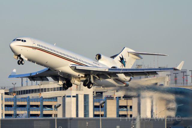 BOEING 727-200 (N724YS)