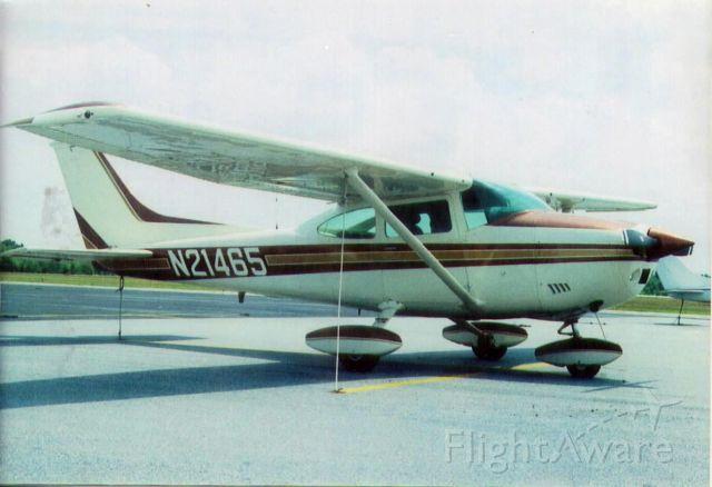 Cessna Skylane (N21465)
