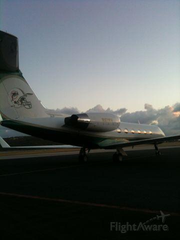 Gulfstream Aerospace Gulfstream IV (N61WH) - RAMP INSPECTION....