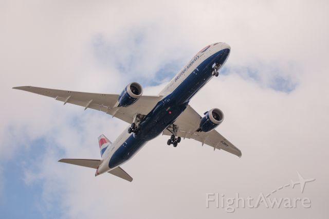 Boeing 787-9 Dreamliner (G-ZBKM)