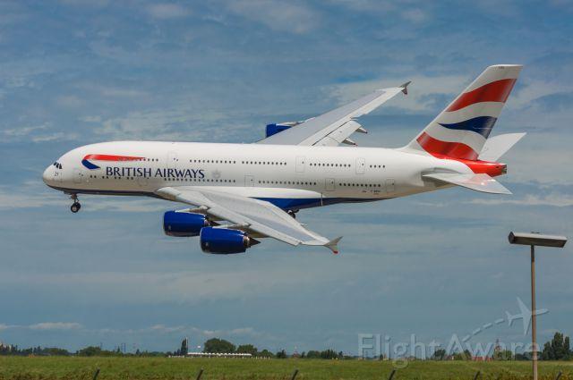 Airbus A380-800 (F-WWSK)