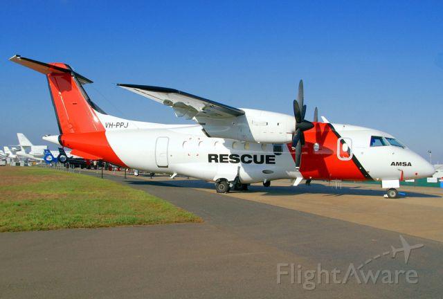 Fairchild Dornier 328 (VH-PPJ)