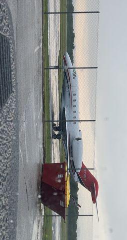 Cessna Citation X (N750EC)