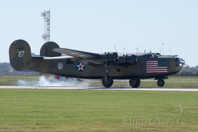 Consolidated B-24 Liberator (N24927) - 2018 Wings Over Dallas WWII Airshow