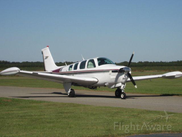 Beechcraft Bonanza (36) (N4HF)