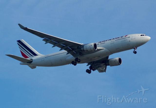 Airbus A330-300 (F-GZCN)