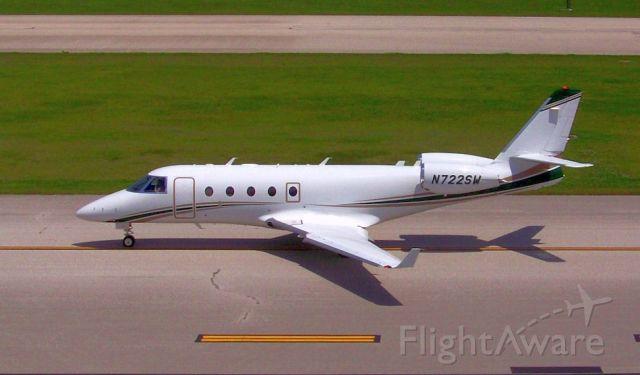 IAI Gulfstream G150 (N722SW)