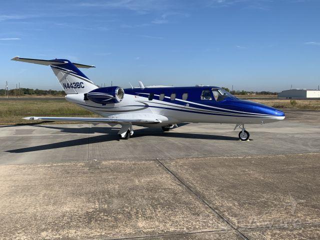 Cessna Citation CJ1 (N443BC)