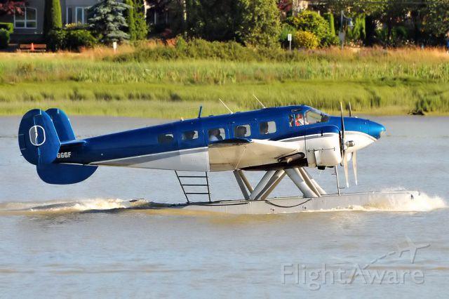 Piper Cheyenne 400 (C-GGGF)