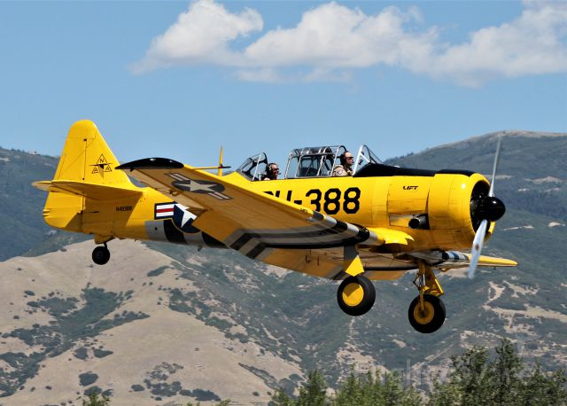 North American T-6 Texan (N49388) - 1950 NORTH AMERICAN T-6G