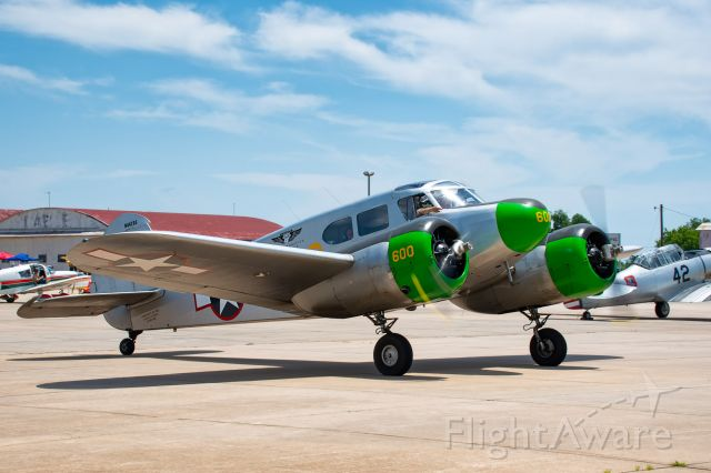 Cessna T-50 Bobcat (N44795) - Chickasha Regional Airport Wings and Wheels 2020