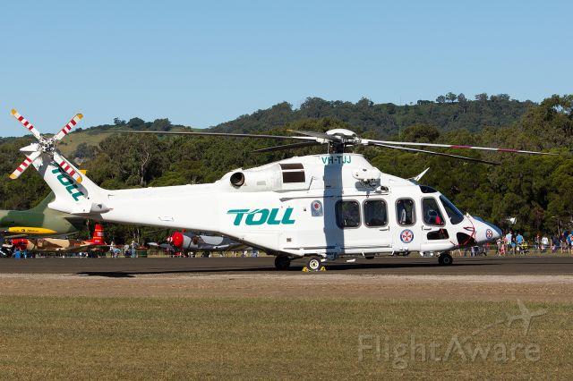 BELL-AGUSTA AB-139 (VH-TJJ)