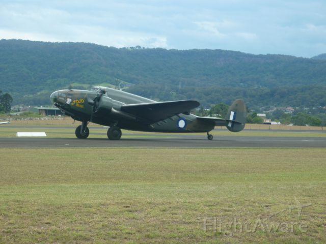 A16211 — - Lockheed Hudson Tojo Busters