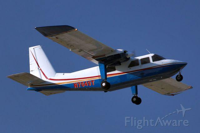 N7049T — - AIR AMERICA INC