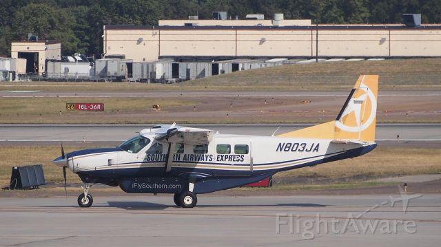 Cessna Caravan (N803JA)