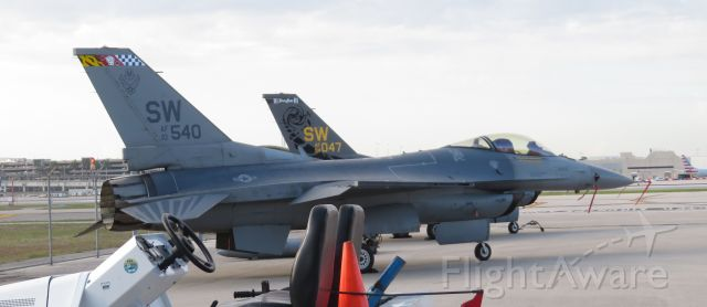 Lockheed F-16 Fighting Falcon — - 5/7/2021 airshow