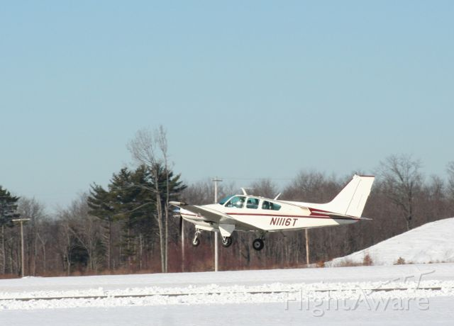 Beechcraft 55 Baron (N1116T) - Pilot and Paws Dog Transport