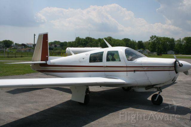 Mooney M-20 (N6780V)