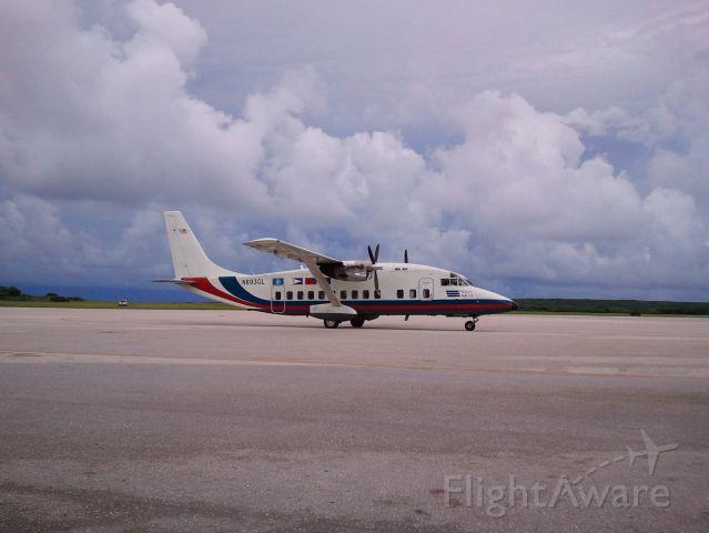 Short SD3-60 (N693GL) - Freedom Air heading to PGUM (Guam)