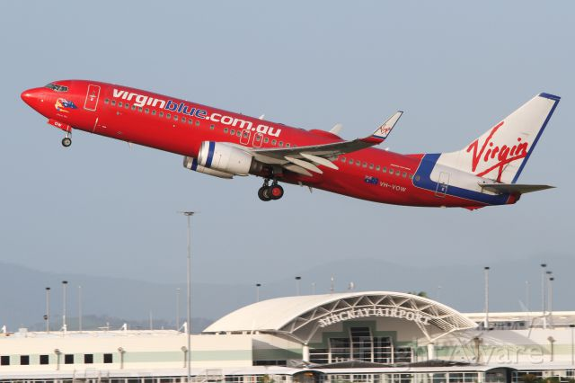 Boeing 737-800 (VH-VOW)