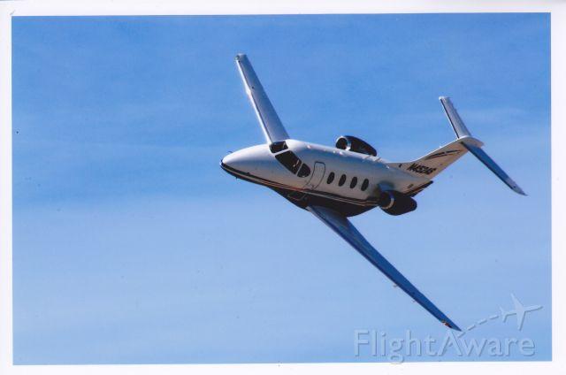 Beechcraft Premier 1 (N452AS)