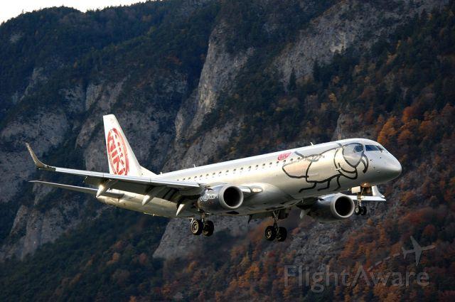 Embraer ERJ-190 (OE-IHB)