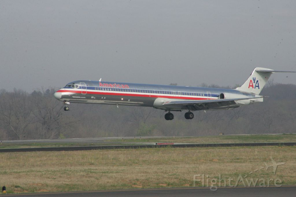 McDonnell Douglas MD-82 (N290AA) - Retirement of aircraft