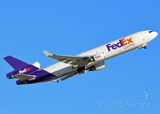 Boeing MD-11 (N584FE)