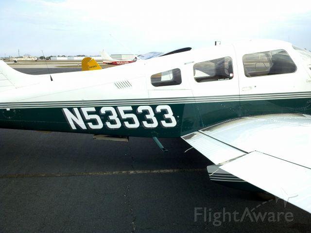 Piper Cherokee (N53533) - Beaver Aviation KFMY