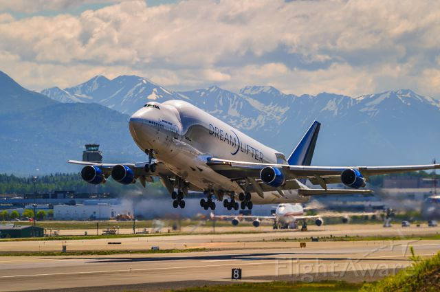 Boeing 747-400 (N780BA) - The Spirit of Jabara!!! Cant believe I finally got a shot of a Dreamlifter, let alone the one that got to land at a wrong airport.br /br /Pic of the Week candidate for 6/15/15. br /br /© Bo Ryan Photography | a rel=nofollow href=http://www.facebook.com/boryanphotowww.facebook.com/boryanphoto/a