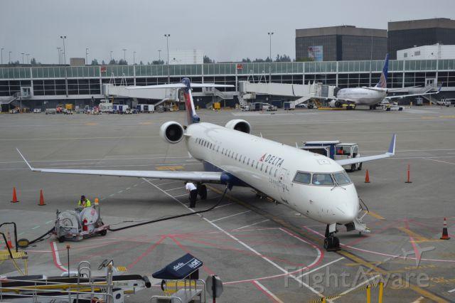 Canadair Regional Jet CRJ-900 —