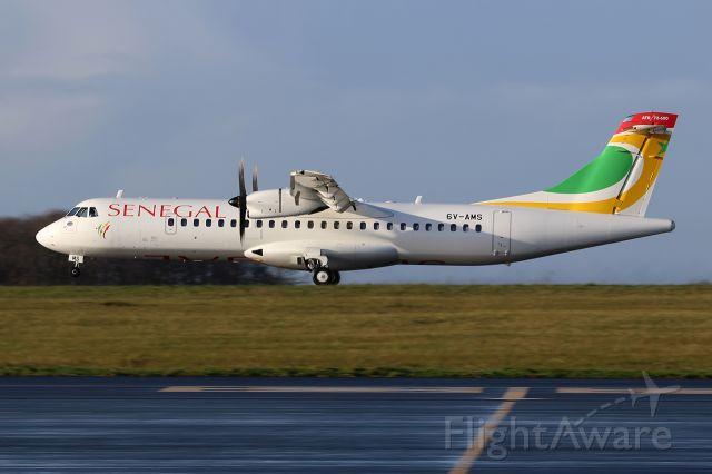 Aerospatiale ATR-72-600 (6V-AMS)