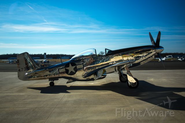 North American P-51 Mustang (N151AM)