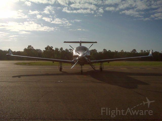 Pilatus PC-12 (N452MD)