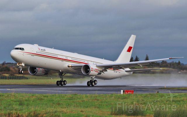 BOEING 767-400 (A9C-HMH) - bahrain royal flight 767-4 a9c-hmh dep shannon 16/12/15