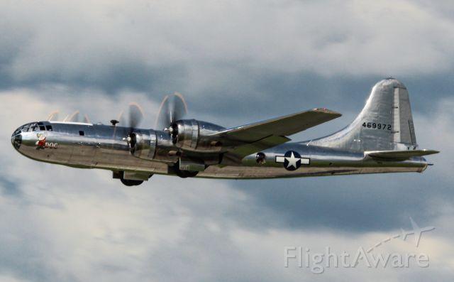 Boeing B-29 Superfortress (N69972)