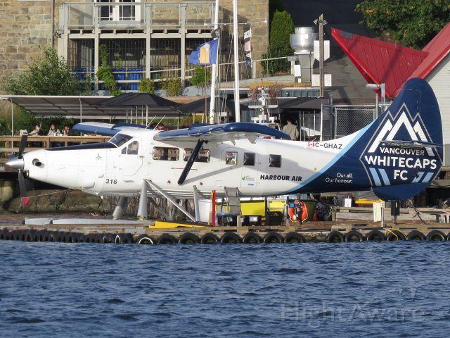 De Havilland Canada DHC-3 Otter (C-GHAZ)