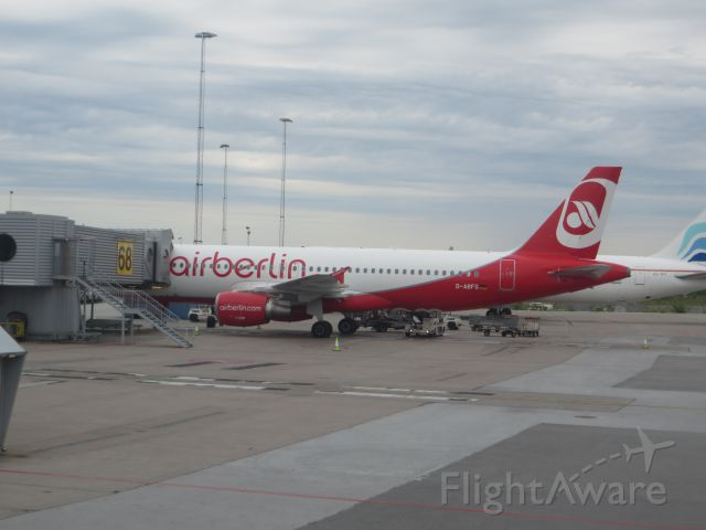 Airbus A320 (D-ABFG)