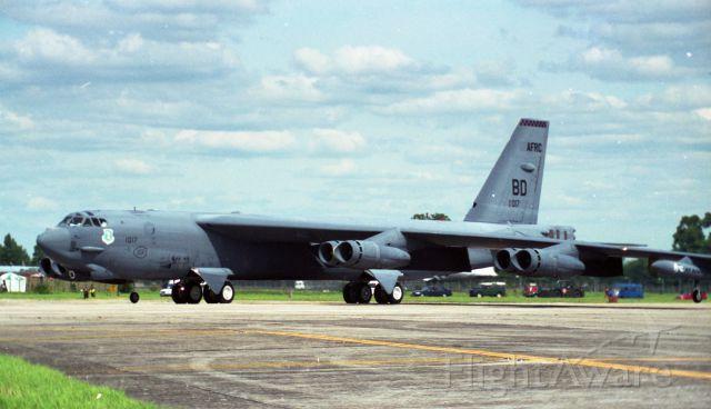 Boeing B-52 Stratofortress (61-0029)