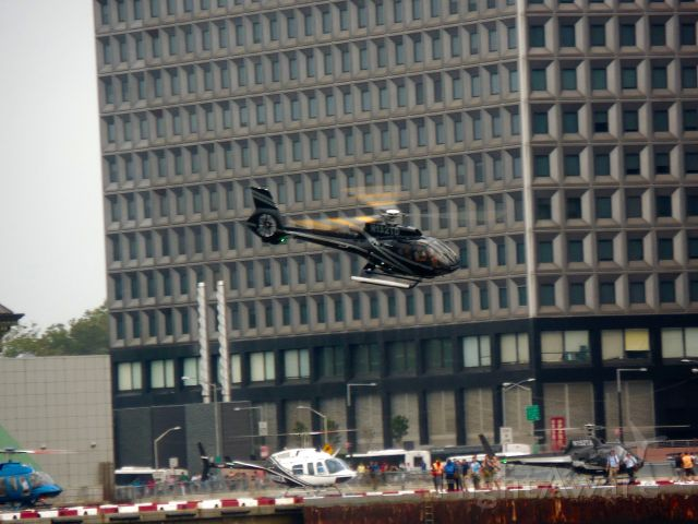 Eurocopter EC-635 (N132TD)